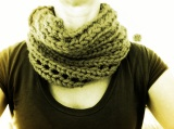 Free and Easy Chunky Cowl Pattern