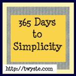 365Days to Simplicity